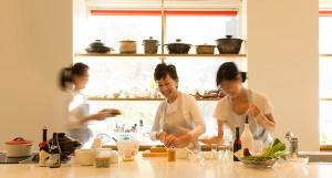 松田美智子料理教室の仕事イメージ